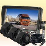 IP 69k делает камеру водостотьким иК с ночным видением для аграрной жатки трактора машины