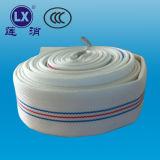 Tuyaux flexibles de PVC d'agriculture de 3 pouces séchant des tuyaux d'incendie