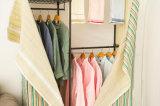 DIY 짠것이 아닌 덮개를 가진 에폭시 금속 침실 옷장