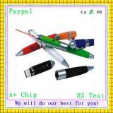 Azionamento dell'istantaneo del USB di figura della penna di alta qualità (GC-P017)
