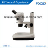 Microscópio do estéreo do zoom do profissional 7X-45X
