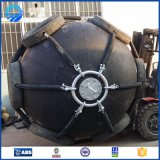 Sistema de goma marina de la defensa del barco del certificado de CCS del muelle inflable de la defensa