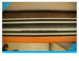 Guichet en aluminium de double interruption thermique de couleur