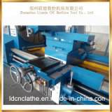 Manufatura pesada horizontal de múltiplos propósitos da máquina do torno de C61250 China