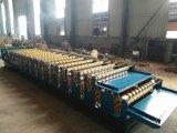 Плитка крыши двойного слоя C8/C21 стальная формируя изготовление Hebei машины