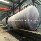 Customzied FRP Fiberglas-zusammengesetzte Tanks, die maschinelle Herstellung-Zeile bilden