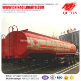 Вес брутто 40 тонн трейлера топливозаправщика для моя перевозки масла