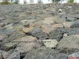 Cadre/matelas hexagonaux de Gabion