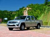 Rhd/LHD verbetert de Chinese Beste Dubbele Cabine van /Gasoline van de Benzine 4X2 (de Standaarddoos van de Lading, Luxe)