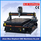 Router Machine do CNC de Ele-1325 4 Axis 4X8 com CNC Cutting Machine Rotary Device para Round Materials