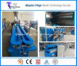 Machine à tuyaux ondulés, Ligne de tuyaux ondulés PE / PVC / PP / PA