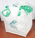 Grande sacchetto di tonnellata dei pp con il becco superiore del materiale di riempimento