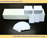 Cartão bancário com fita magnética
