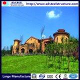 Edificios prefabricados residenciales de baja precios