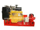 Motor Diesel - bomba de luta contra o incêndio conduzida