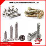 Spanplatte-Überwurfmutter-Hex Inbusschrauben für DIN912/ASTM A574/BS2470/JIS1176/GB T70-76/70-85/ISO7380