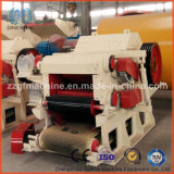 Máquina Chipper de madera del tambor de la fuente de la fábrica
