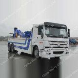 50t Sinotruk HOWO 트럭 6X4 도로 구조차