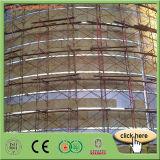 Placa de Rockwool do material de construção para o teto