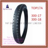 300-17, Motorrad-inneres Gefäß der langen Lebensdauer-300-18 Nylon6pr, Motorrad-Reifen