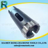 Биты пустотелого сверла диаманта Romatools для усиливают конкретное Dcr-200