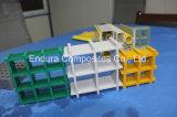 Reja moldeada aduana/barandilla de GRP/FRP Grating/FRP