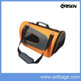 Sacchetto di elemento portante portatile del gatto del cane di animale domestico di corsa della spalla