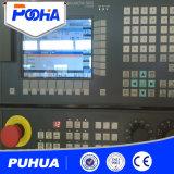 Punzonadora del CNC de la torreta hidráulica para la caja eléctrica de la PC del panel