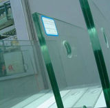 1012mm Gehard Gelamineerd Glas voor Balustrade