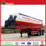 3 het Tarwemeel van assen 35-40tons/De Semi Aanhangwagen van Bulker van het Cement