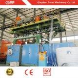 Lagre Máquina de moldagem por sopro para tanques de água (10000L-3 Camadas)