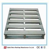 Paleta de acero galvanizada plegable del metal de las paletas del almacén