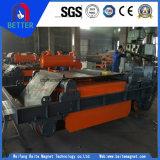 Separadores eletromagnéticos Self-Cleaning refrigerar de petróleo de Rcdf para a mina e a porta de carvão da manufatura do chinês