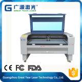 Автомат для резки пробки трубы СО2 лазера гравировки
