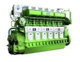 Diesel 735kw-1618kw van Avespeed Ga6300 de Betrouwbare Lopende Mariene Motoren Met lage snelheid van het Schip