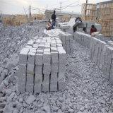 Estrada de pavimentação de tanque de granito preto exterior