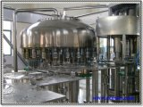 Ronda automático del animal doméstico Botella Maquinaria de llenado de agua
