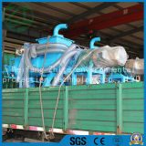 ブタまたは鶏または牛または鶏の肥料は機械、固体液体の分離器を排水する