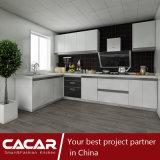 Gabinete plástico moderno & contratante de Rotterdam da tomada de cozinha (CA20-19)