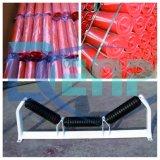 Rodillo del transportador de correa/rodillo del transportador/rodillo de la trituradora/rodillo