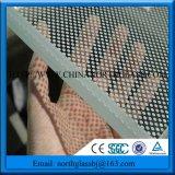 Glace estampée par écran en soie normale d'en Igcc