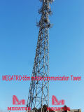 Tour de communication mobile de Megatro 65m