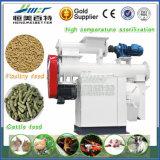 Mantenimiento fácil Línea de fabricación de alimentación de conejo de doble capa