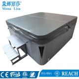 Baquet chaud de STATION THERMALE hydraulique de luxe spéciale de type de Monalisa (M-3377)