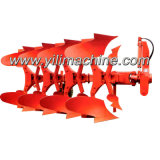 Charrue réversible hydraulique de part