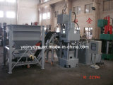 Sbj-500 Automatic Hydraulic Scrap Metal Chips Briquette Machine (fabbrica)