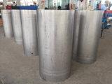 1000L de alta presión aislados tanque de almacenamiento de agua caliente