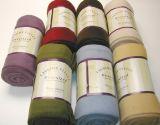 印刷された北極の羊毛毛布
