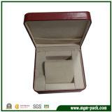Pequeña caja de reloj individual de la alta calidad de encargo de lujo
