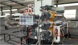 Производственная линия штрангя-прессовани профиля PVC новой конструкции пластичная каменная